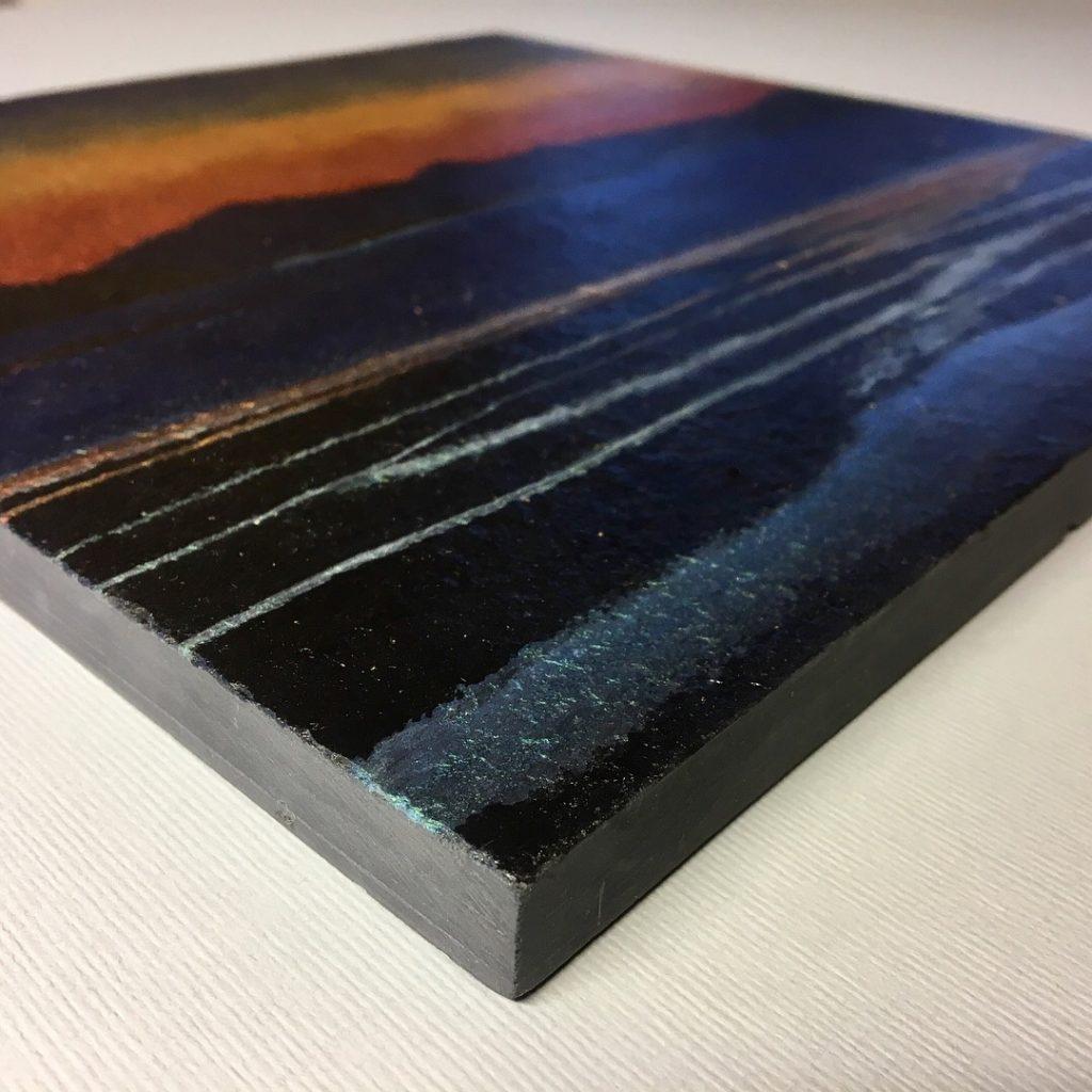 Bespoke frame slate